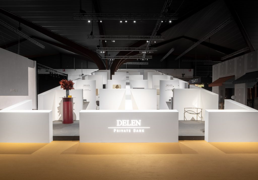 Biennale Interieur - Belgium's leading design and interior event - Biennale Interieur and Delen Private Bank join forces for 3rd edition in a row