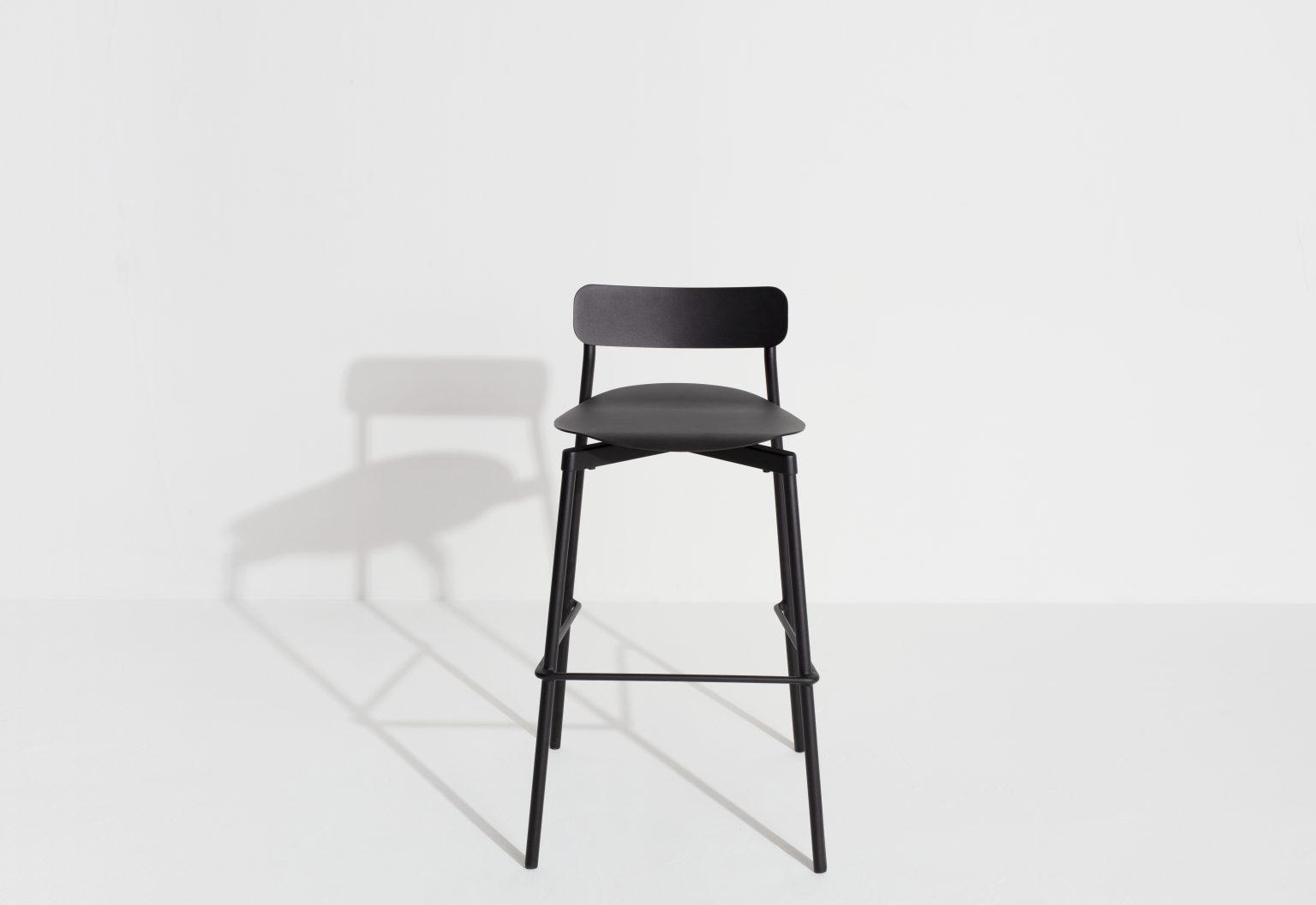Biennale Interieur - Belgium's leading design and interior event - M0810401_fromme_bar_stool_black_©pf_packshot_hd.jpg
