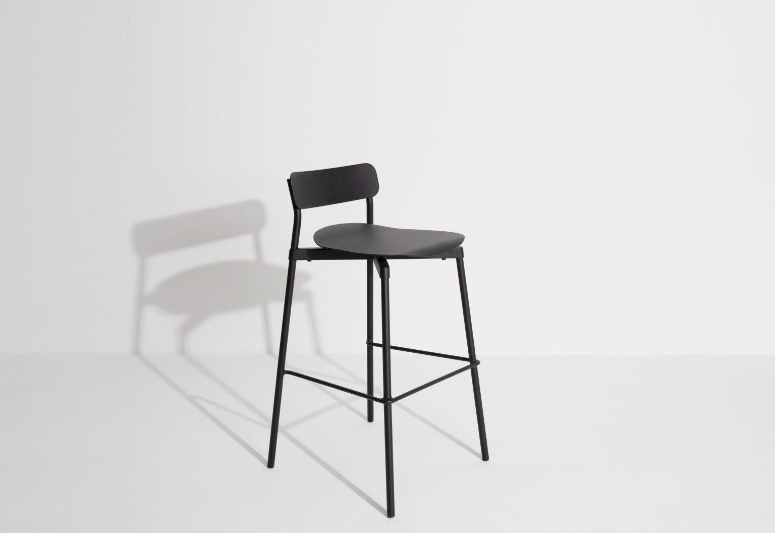 Biennale Interieur - Belgium's leading design and interior event - M0810401_fromme_bar_stool_black_©pf_packshot_hd-2.jpg
