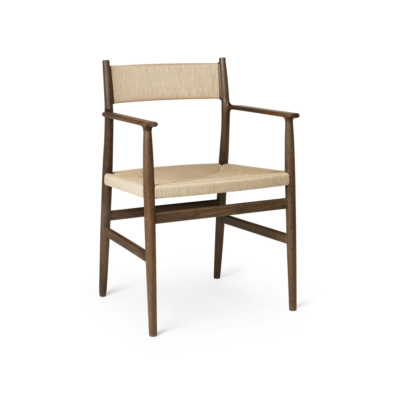Biennale Interieur - Belgium's leading design and interior event - Arv-chair-w-armrest-fumed-oiled-oak-weaved-1.jpg