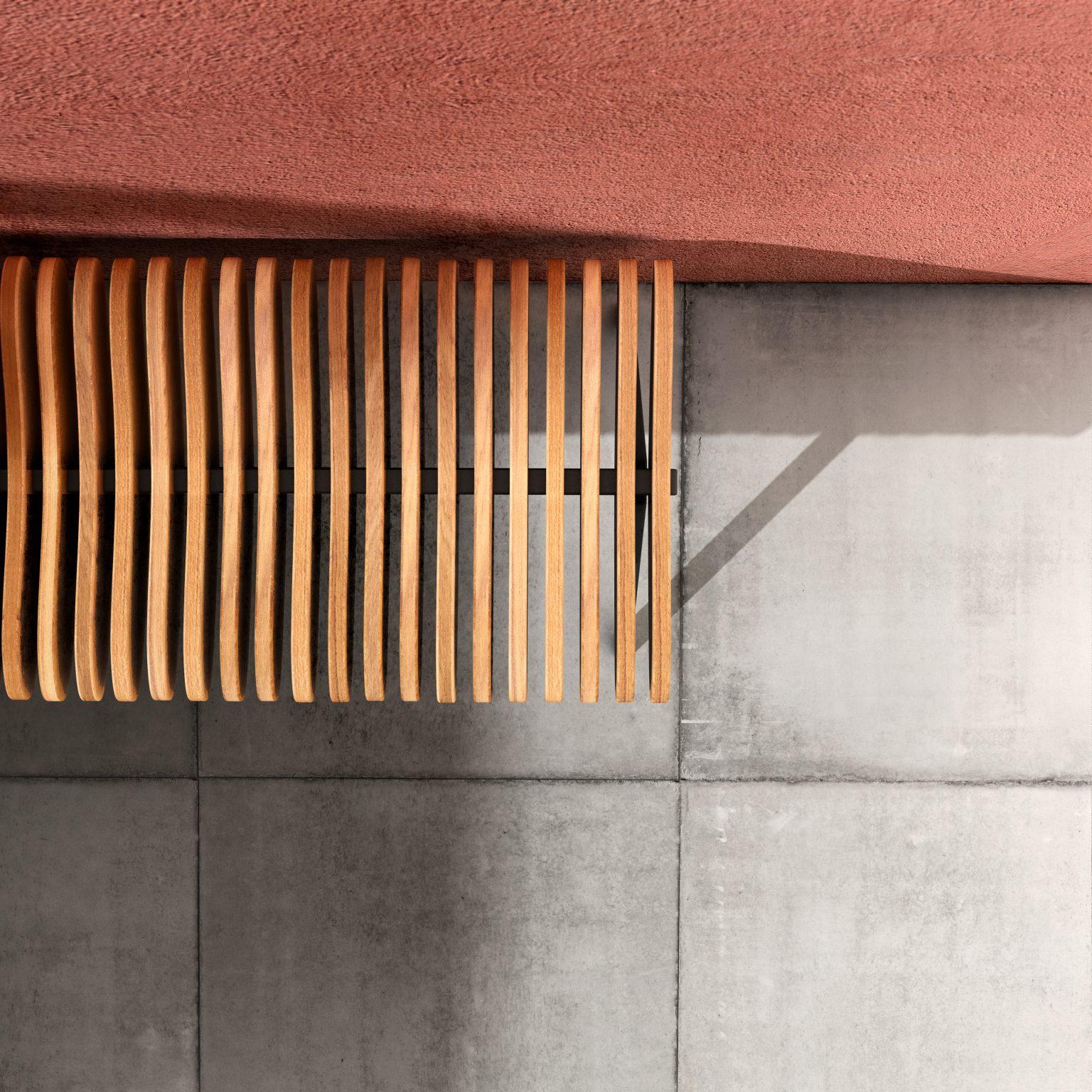 Biennale Interieur - Belgium's leading design and interior event - Prelude-bench-teak.jpg