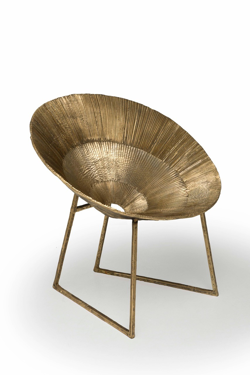 Biennale Interieur - Belgium's leading design and interior event - Pleated-chair-2.jpg